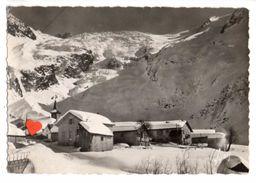 16466-LE-74-Vallée D'ARGENTIERES-Village Et Glacier Du Tour - Sonstige Gemeinden