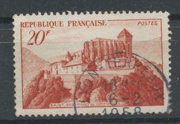 """FRANCE - St BERTRAND DE COMMINGES - N° Yvert 841A Belle Obliteration Ronde De """"LYON TERREAUX"""" De 1958 - France"""