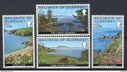 Guernsey 1976. Yvert 132-35 ** MNH. - Guernesey