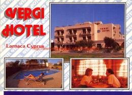 Vergi Hotel - Larnaca - Cyprus - Chypre