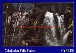 Caledonian Falls - Platres - Cyprus - Chypre