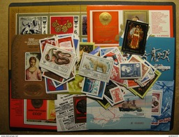 1977 Year Collection, MNH**, VF - Años Completos