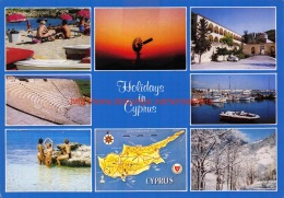 Holidays In Cyprus - Chypre