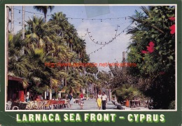 Larnaca Sea Front - Cyprus - Chypre