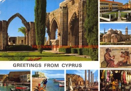 Greetings From Cyprus - Chypre
