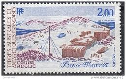 TAAF 1987 Yvert 127 Neuf ** Cote (2015) 1.25 Euro Terre Adélie Base Marret - Terres Australes Et Antarctiques Françaises (TAAF)