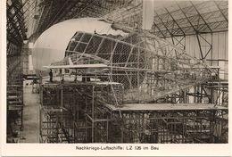 Aviation - Aviateur - Zeppelin LZ 126 En Construction - Photographie