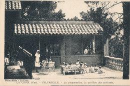 83 // LA CROIX   SYLVABELLE   La Pouponnière, Le Pavillon Des Arrivants - France