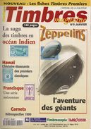 Aviation - Aviateur - Zeppelin - Francese