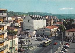 CHIETI SCALO  /  Piazzale Marconi E Chiesa SS. Crocifisso - Chieti