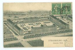 67 -- STRASBOURG -- Caserne STIRN - Strasbourg