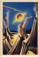 OLTRE SATURNO  /  ILLUSTRATORE - Astronomia