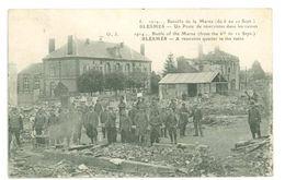 51 -- BLESMES - BATAILLE DE LA MARNE (soldats.....) - Other Municipalities