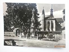 Postcard Kutna Hora Czech Republic Real Photo My Ref B21450 - Czech Republic