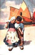 Illustrateur Feiertag - BKWI 476-6, Couple Hollandais - Feiertag, Karl