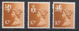°°° UK ENGLAND - Y&T N°807/9 - 1976 MNH °°° - Unused Stamps