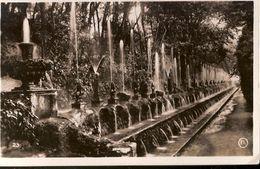 Italy &  Circulated Postal, ,Tivoli, ( Villa D.Este, Viale Dell Cento Fontane  Appio, Roma, Riccione 1924 (25) - Monuments