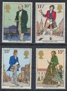 °°° UK ENGLAND - Y&T N°909/12 - 1979 MNH °°° - 1952-.... (Elisabetta II)