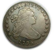 Replica U.S.Bust Dollar 1796 - Federal Issues