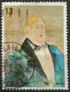 IRLANDA 1980 Europa. Personajes Famosos. Escritores. USADO - USED. - 1949-... Republik Irland