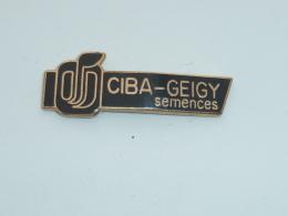 Pin's CIBA GEIGY SEMENCES - Other