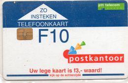 TELECARTE NEDERLAND - Pays-Bas