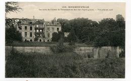 CPA  51 : HERMONVILLE  Les Amis Du Vieux Reims Château De Boussicourt N° 149  A  VOIR  !!!!!!! - Frankreich
