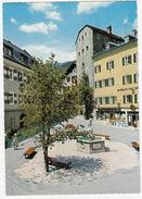 Zell Am See - Hauptplatz , Bankhaus - (Austria/Österreich) - Zell Am See