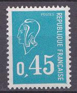 N°1663 Marianne De Bréguet 1ère Série : Timbre Neuf Sans Charnière Impeccable - Nuevos