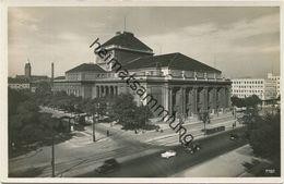 Berlin - Charlottenburg - Deutsches Opernhaus - Verlag Hans Andres Berlin - Foto-AK 30er Jahre - Charlottenburg