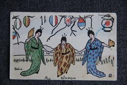 AU JAPON - Illustrators & Photographers