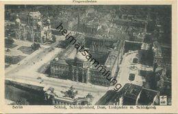 Berlin - Mitte - Schloss - Schlossfreiheit - Dom - Lustgarten Mit Schlossplatz - Verlag Luftbild GmbH Berlin 1930 - Charlottenburg