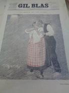 GIL BLAS Illustré.STEINLEN.n°35.2e Année.28 Août 1892. - Journaux - Quotidiens