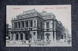 BUDAPEST - Kiralyi Opera - Hongrie
