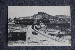 FORCALQUIER - Vue Générale, Le Viaduc - Forcalquier