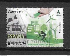LOTE 1248  ///   ESPAÑA  2016   -  TEMA EUROPA   -  PIENSA EN VERDE - 1931-Hoy: 2ª República - ... Juan Carlos I