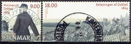 DENMARK #  FROM 2014  STAMPWORLD 1705-1706 - Used Stamps