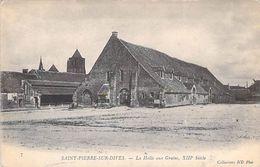 14 - SAINT-PIERRE-SUR-DIVES - La Halles Aux Grains, XIIIe Siècle - France