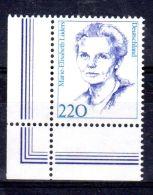 1997; Marie-Elisabeth Lüders, YT 1773, Coin, Neuf **, Lot 48566 - BRD