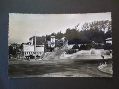 76 - Le Havre - Ste Adresse - Carte Photo Dentelée - La Place Clémenceau  - 1950 - Estel - BE - - Le Havre