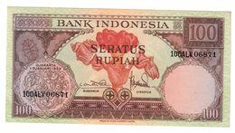 Indonesia 100 Rupiah 1959 UNC - Indonesia