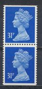 °°° UK ENGLAND - Y&T N°1489/89A - 1990 MNH °°° - Nuovi