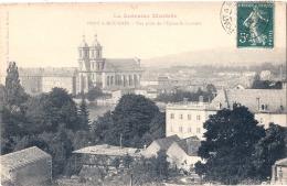 ----  54 ---- PONT A MOUSSON  Vue Prise De L'église Saint Laurent  TTB - Pont A Mousson