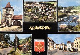 48-GRANDRIEU- MULTIVUES - Gandrieux Saint Amans
