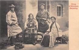 TIBET / Group Of Bhooteas Darjeeling - Tibet