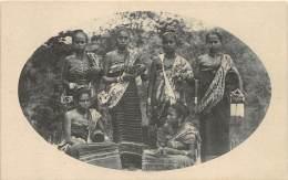 TIMOR / Grupo Em Traje De Batuque - Timor Oriental