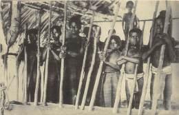 TIMOR / Beau Cliché Animé - Timor Orientale