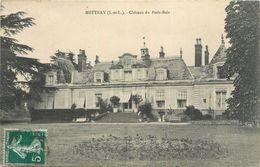 "CPA FRANCE 37 ""Mettray, Château Du Petit Bois"" - Mettray"