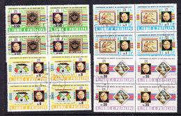 Soa Tome E Principe 1979 Rowland Hill 4v  Bl Of 4 Used Cto (36365A) - Sao Tome En Principe