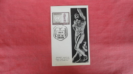 Slave Marble By Miguel Angel Buinarroti Maximum Postcard     Ref 2624 - Sculptures